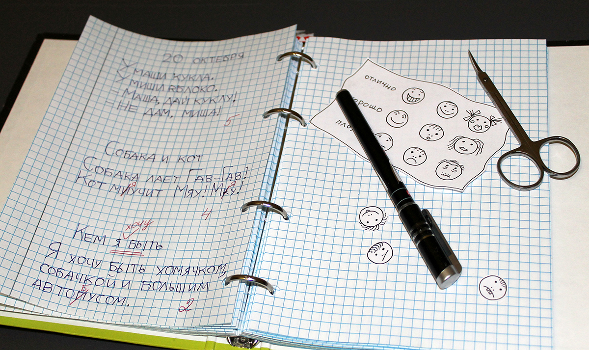 © Источник: andeadd.livejournal.com/1255661.html. Привычные оценки могут ранить ребенка или вызвать соперничество