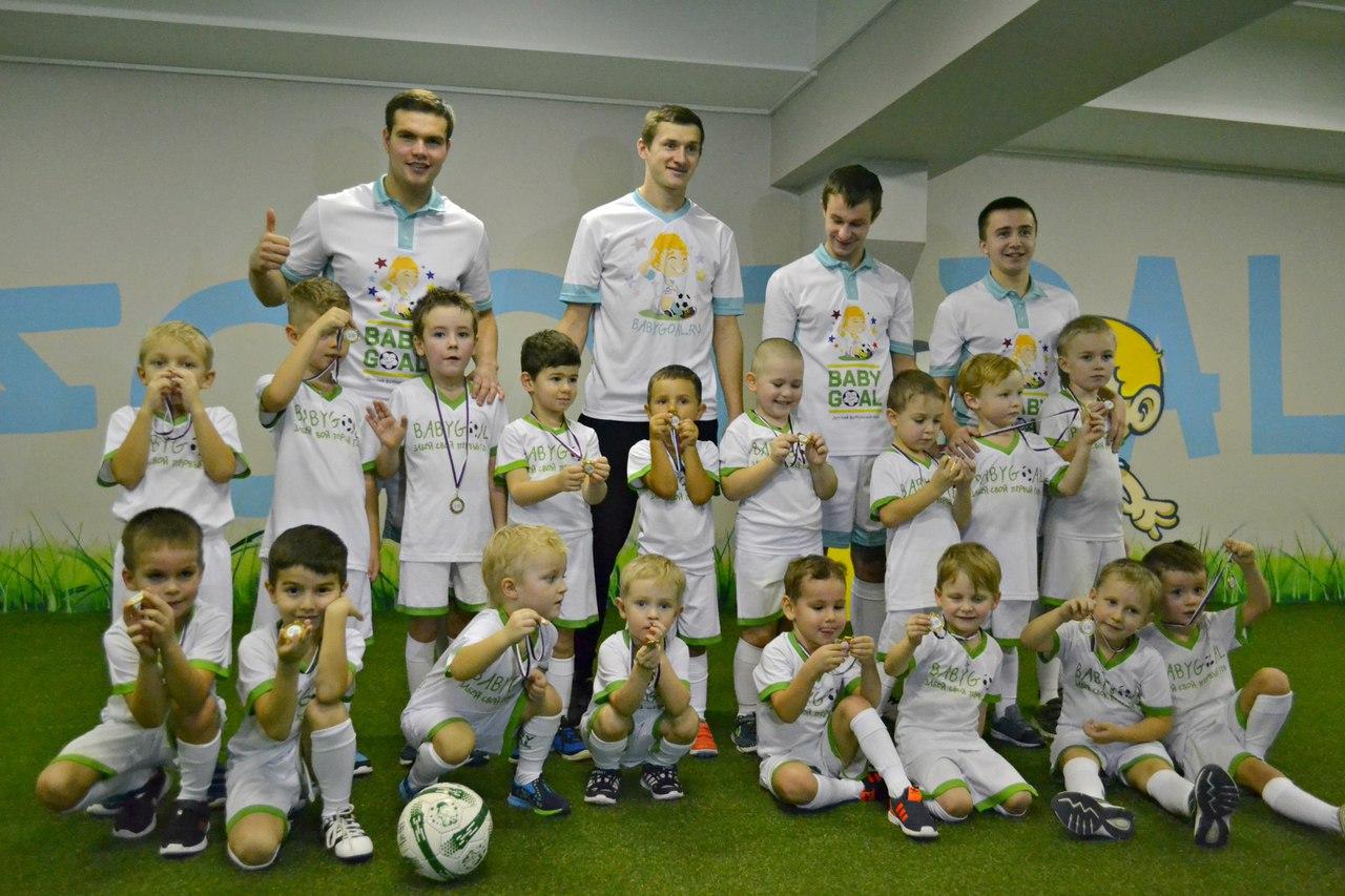 футбольный клуб для девочек в москве
