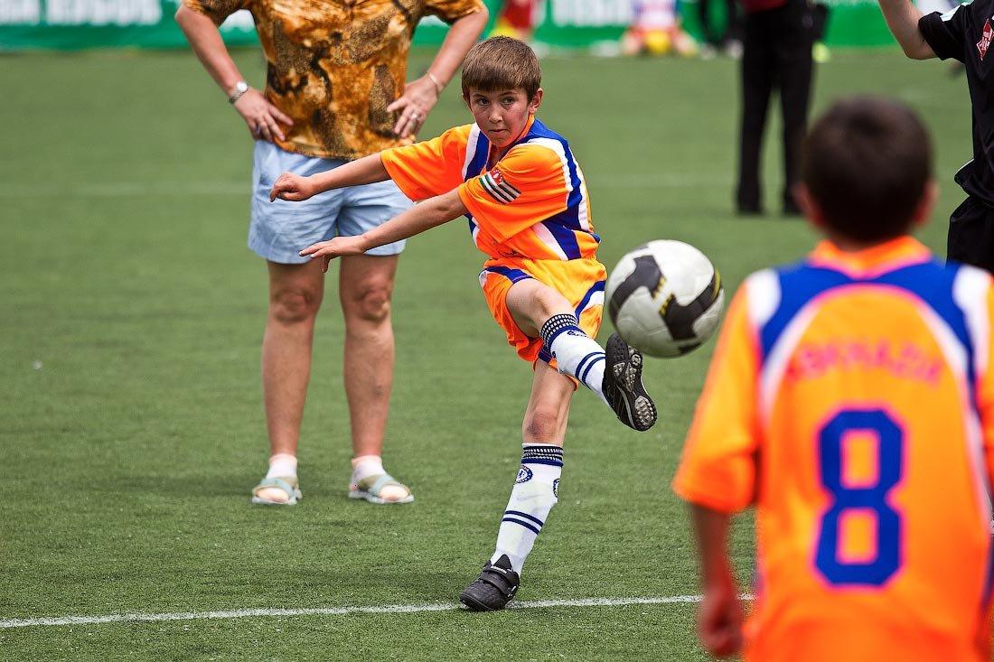 © Школа футбола «Столица»